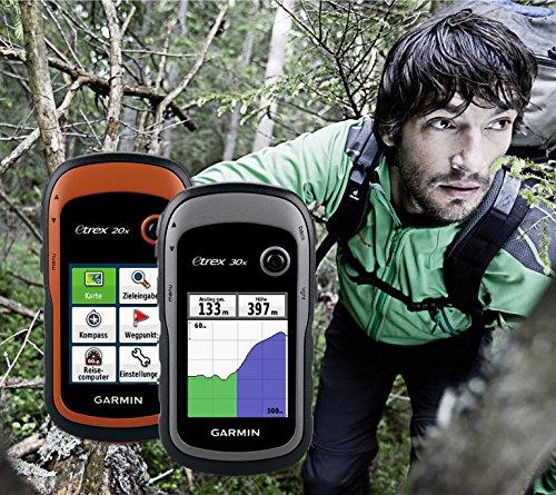 ¡GPS de mano con brújula de tres ejes Garmin eTrex 30x por 137,95€! (Envío gratis Prime)