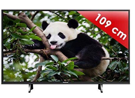 "Panasonic TX-43FX600E - Televisor de 43"" Ultra HD LCD"
