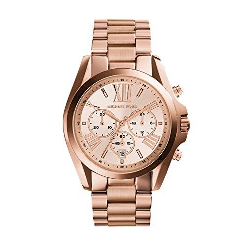Reloj Michael Kors color reno dorado