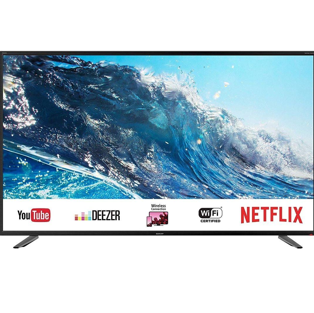 Tv Sharp LC-43UI7252E