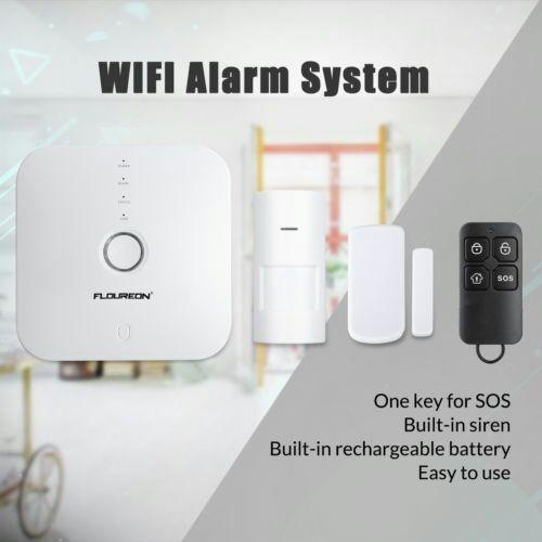 Alarma wifi