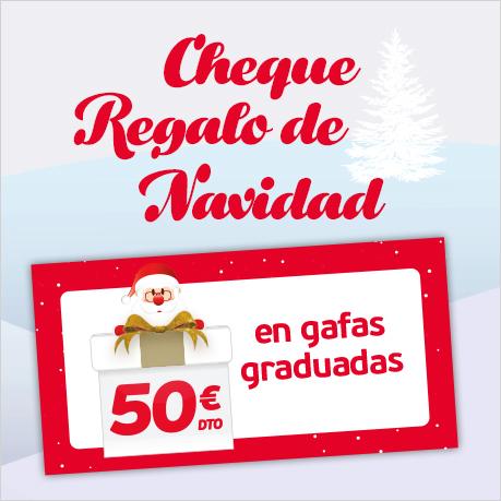 Cheque 50 euros