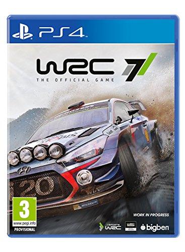 WRC 7 para Playstation 4 por solo 29.95€