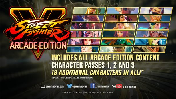 Street Fighter V Gratis durante 7 dias!