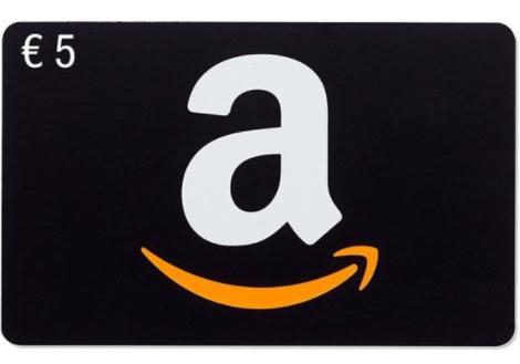 5 € gratis al crear tu primera lista en Amazon