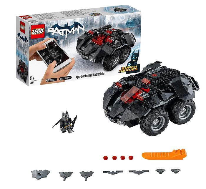 Lego Super Heroes - Batmovil controlado por App, en web Alcampo Alicante