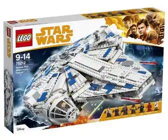 Lego Halcón Milenario 75212 - Corredor de Kessel, visto en web y tienda Alcampo Alicante