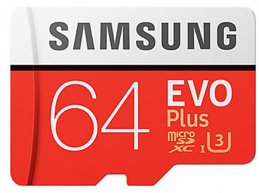 MicroSD Samsung EVO en oferta