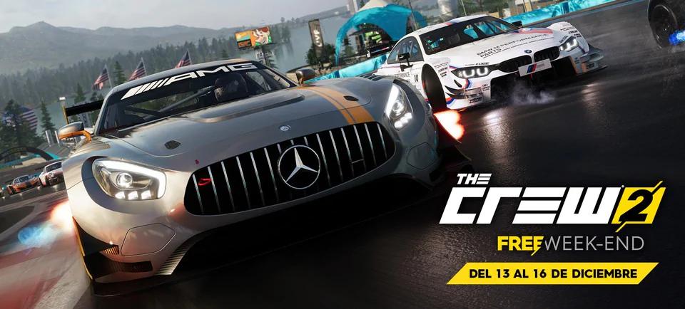 PC, XBOX Y PS4: THE CREW 2 (juega gratis el finde y además coche gratis para siempre)