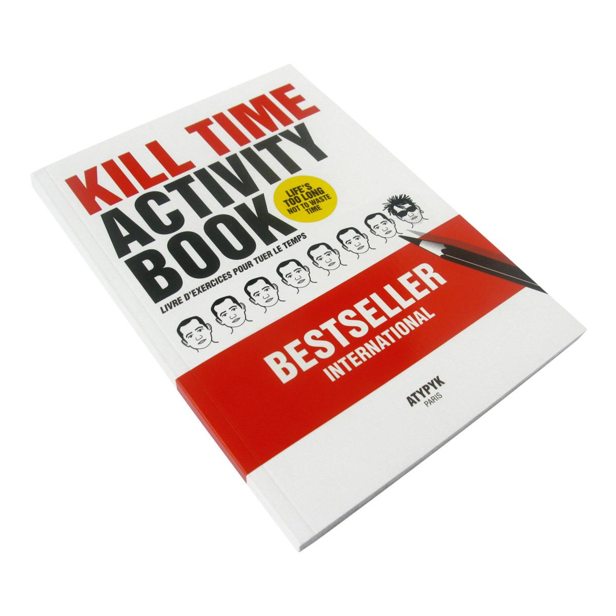 Libro de Actividades Kill Time