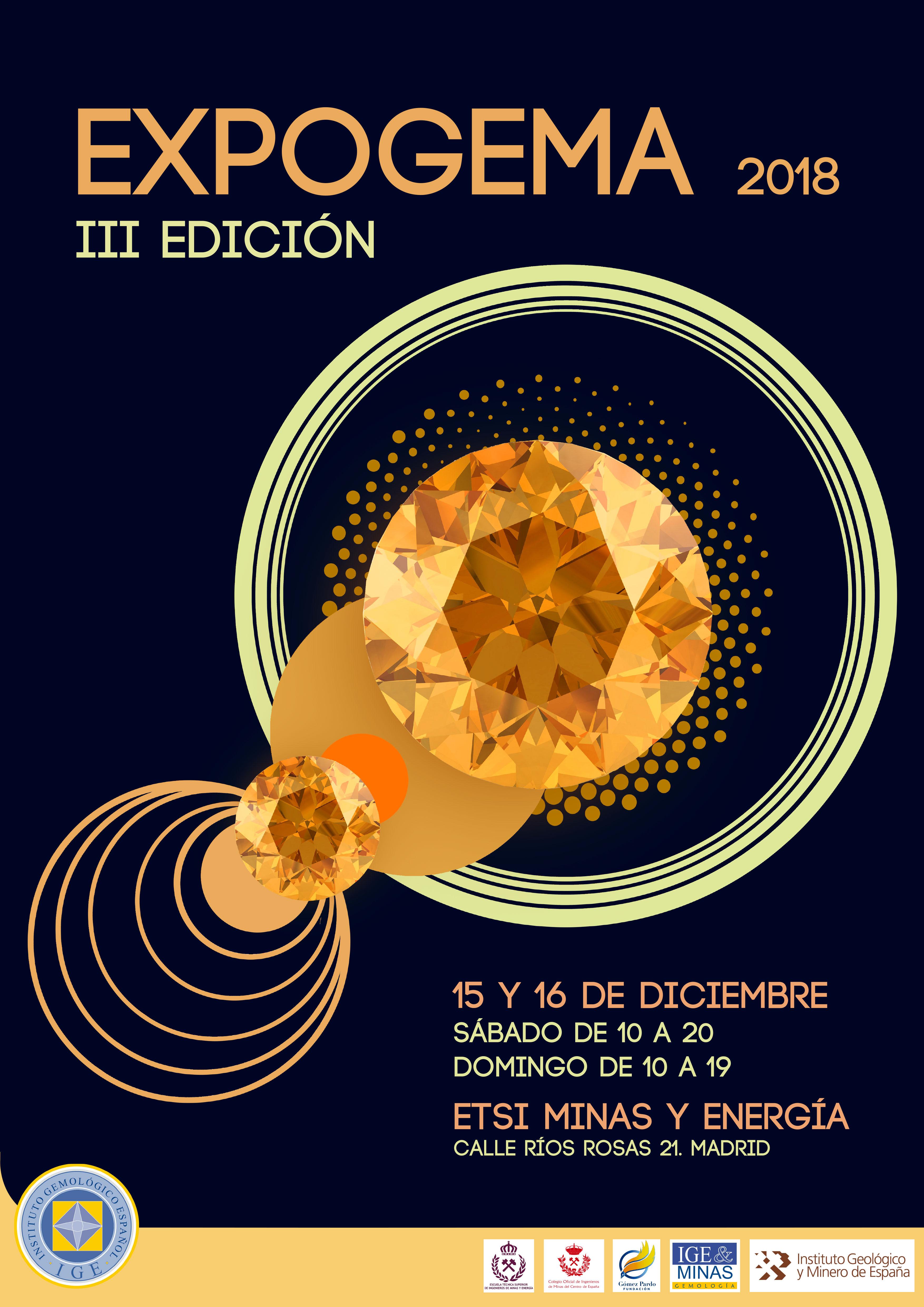 MADRID: EXPOGEMA 2018 - 15 y 16 DICIEMBRE (Entrada, visitas guiadas y talleres gratis)