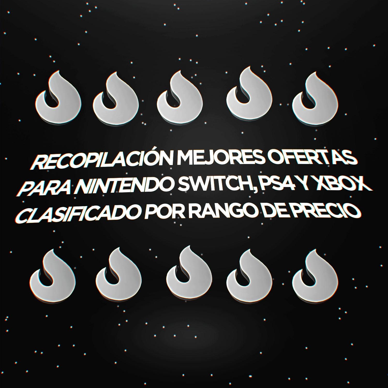 Mejores Ofertas Consolas Calidad - Precio (Xbox, PS4, Nintendo Switch) + Pequeño Sorteo de CholloLogos!