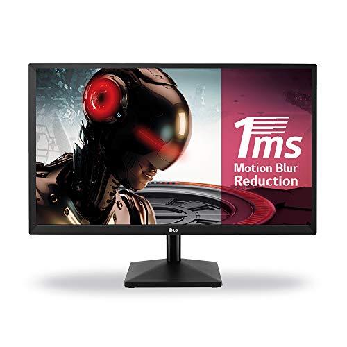"Monitor LG 24"" FHD 1ms solo 89€"