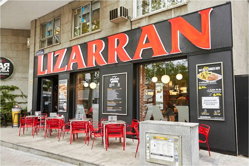 Oferta en Lizarran 2 bocadillos + bebidas