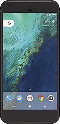 """Google Pixel XL - Smartphone de 5.5"""" (4G, memoria interna de 128 GB, RAM de 4 GB, cámara frontal de 8 MP, Android) Negro"""