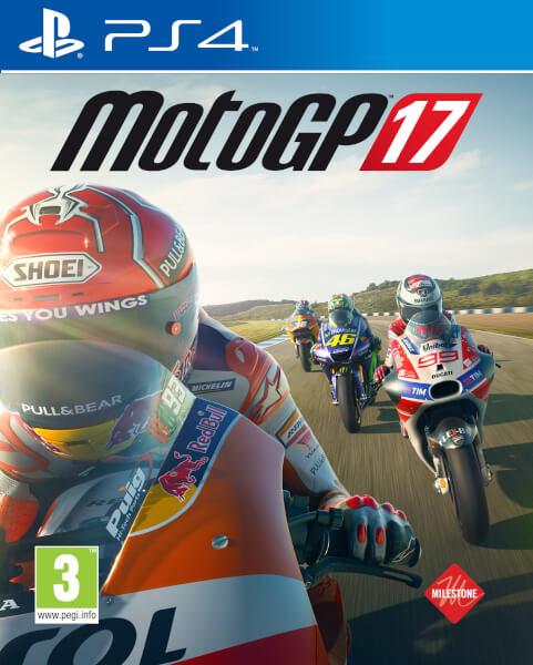 MotoGP™17 PS4/XBOX ONE Disco