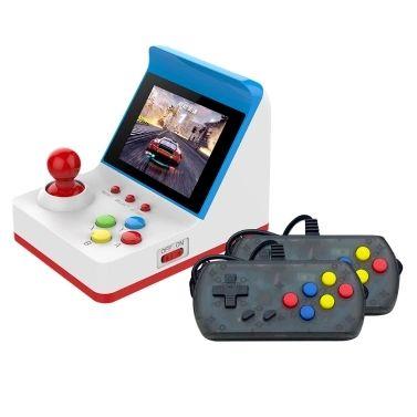 Consola de juegos retro en miniatura