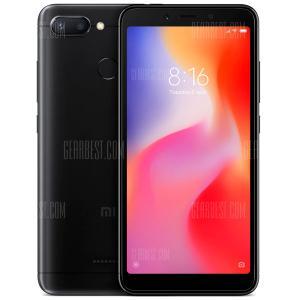 Xiaomi Redmi 6 Dual Sim 4G 32GB (3GB Ram)(Libre) - Oro