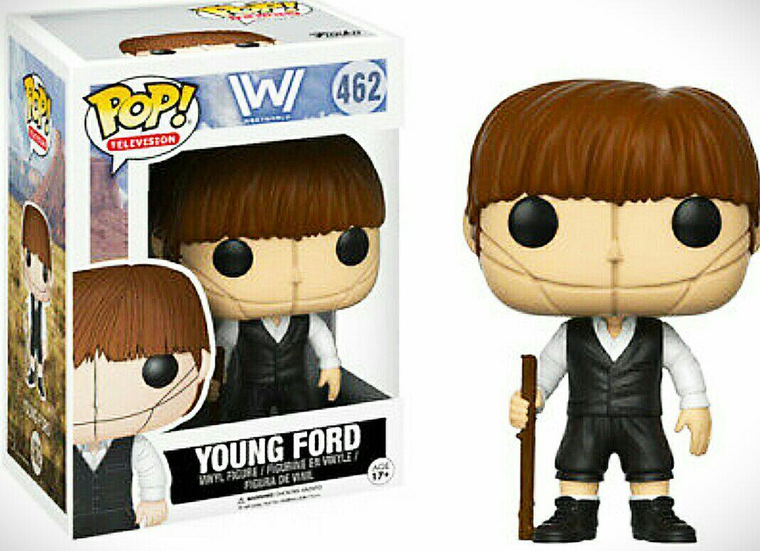 de la serie Westworld - Young Ford - Funko Pop!
