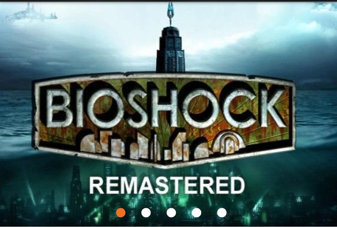 Bioshock Remastered (Steam)