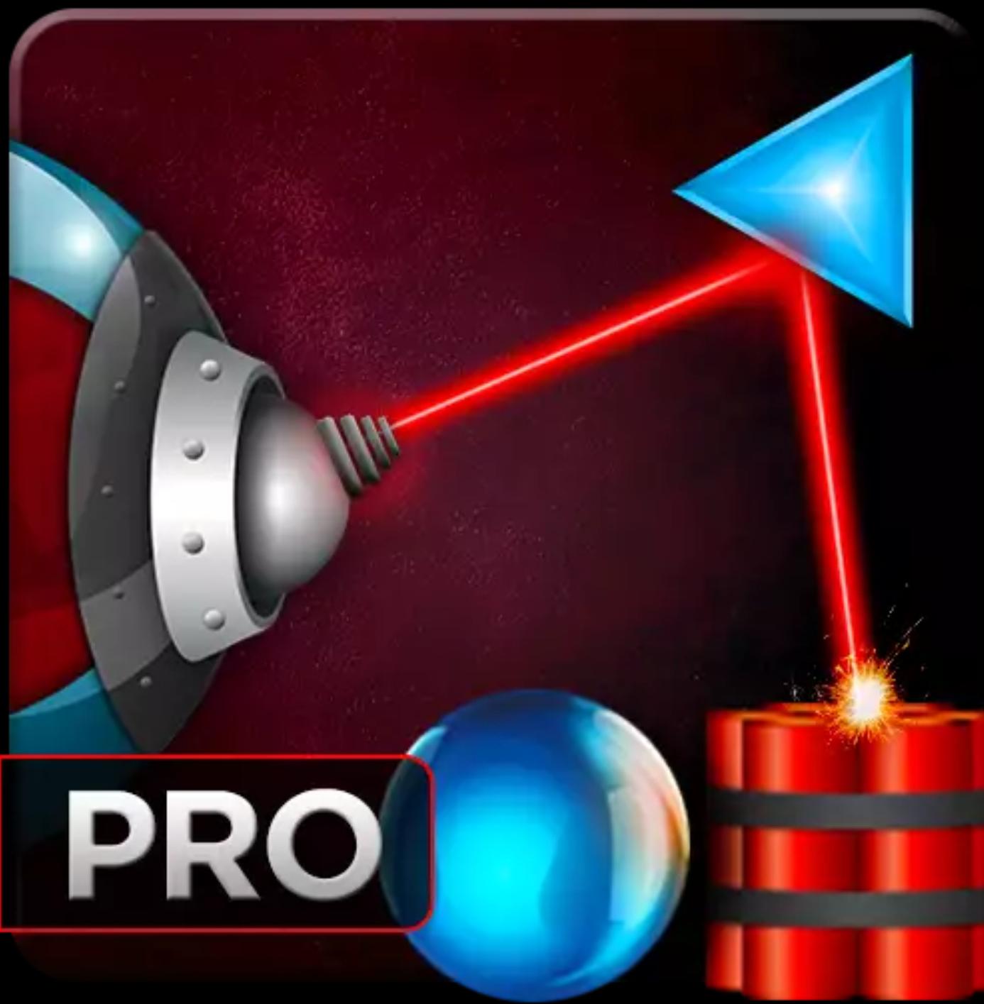 Android: LASERBREAK Pro (gratis)