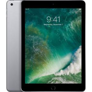 "Apple ipad 9.7"" (2017) 32GB Wifi - Space Gray New Español está disponible"