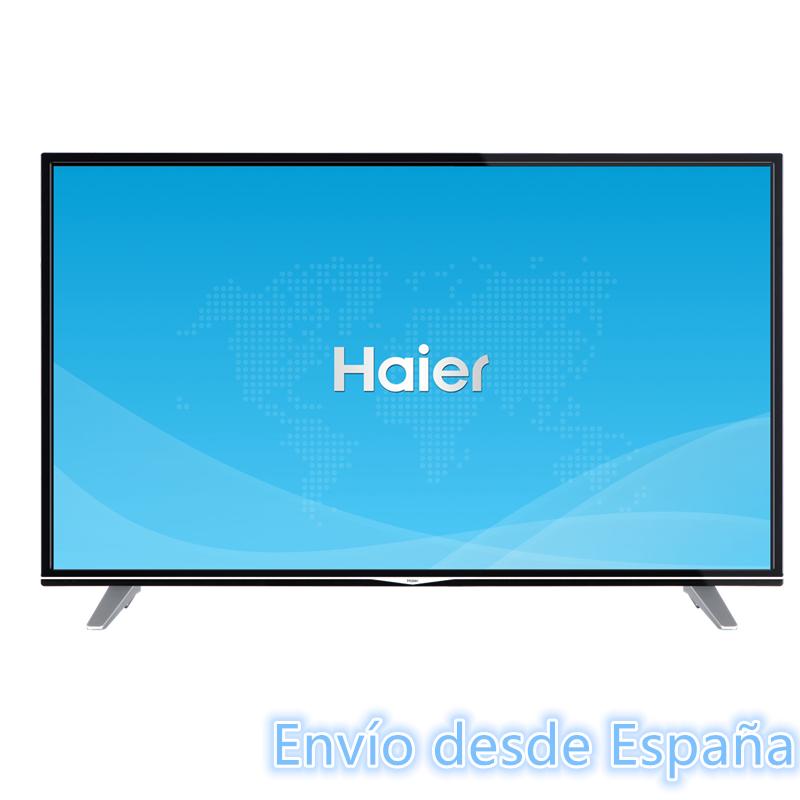 """Televisores Haier 4k de 49 y 55"""" desde España"""