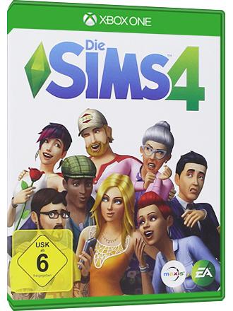 Los sims 4 para Xbox