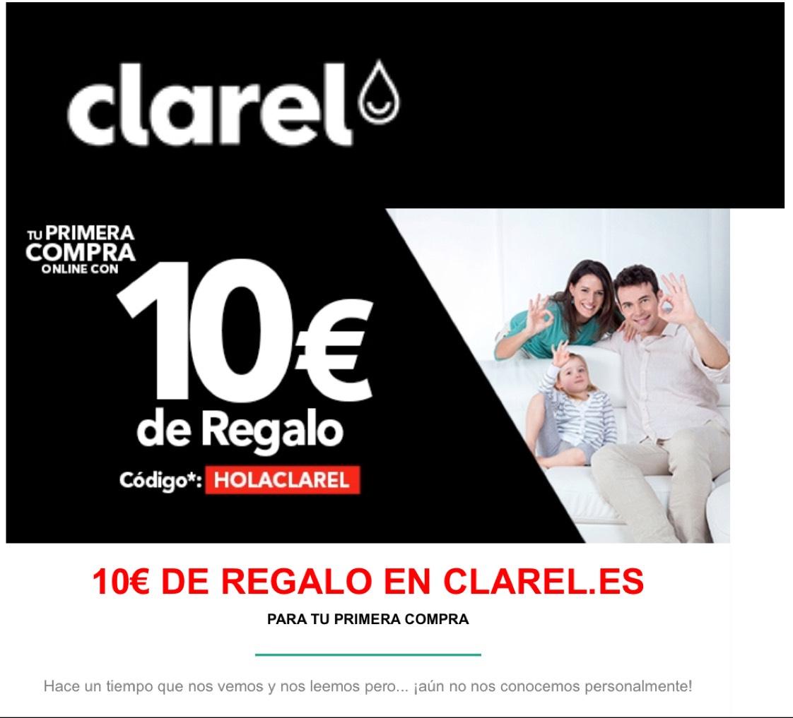 10€ CLAREL