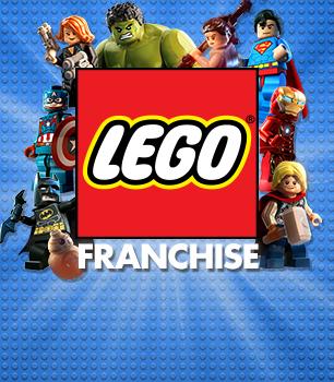 Todos los juegos de Lego a precios mínimos