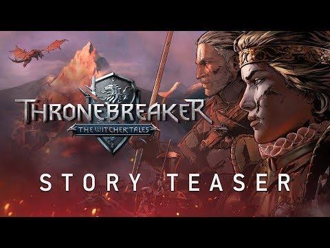 GWENT Thronebreaker PC