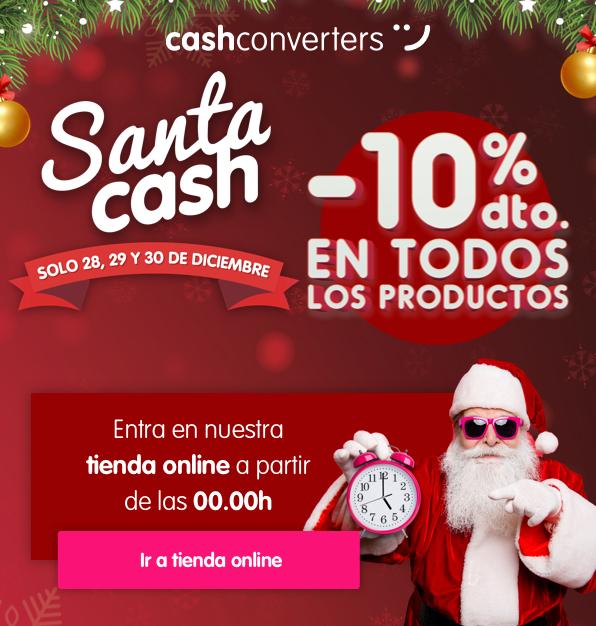 (VUELVE) -10% en TODO CashConverters.es