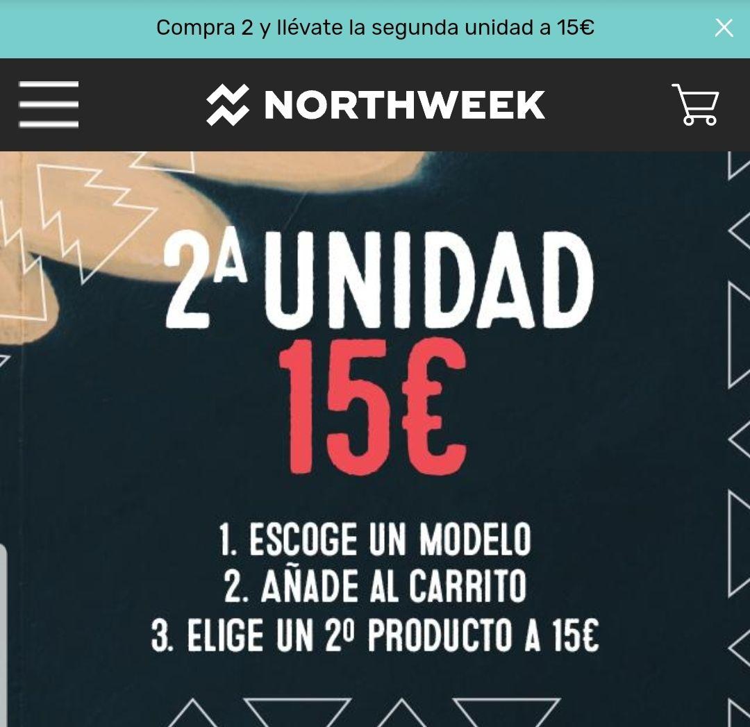 Gafas de sol Northweek segunda unidad por 15€