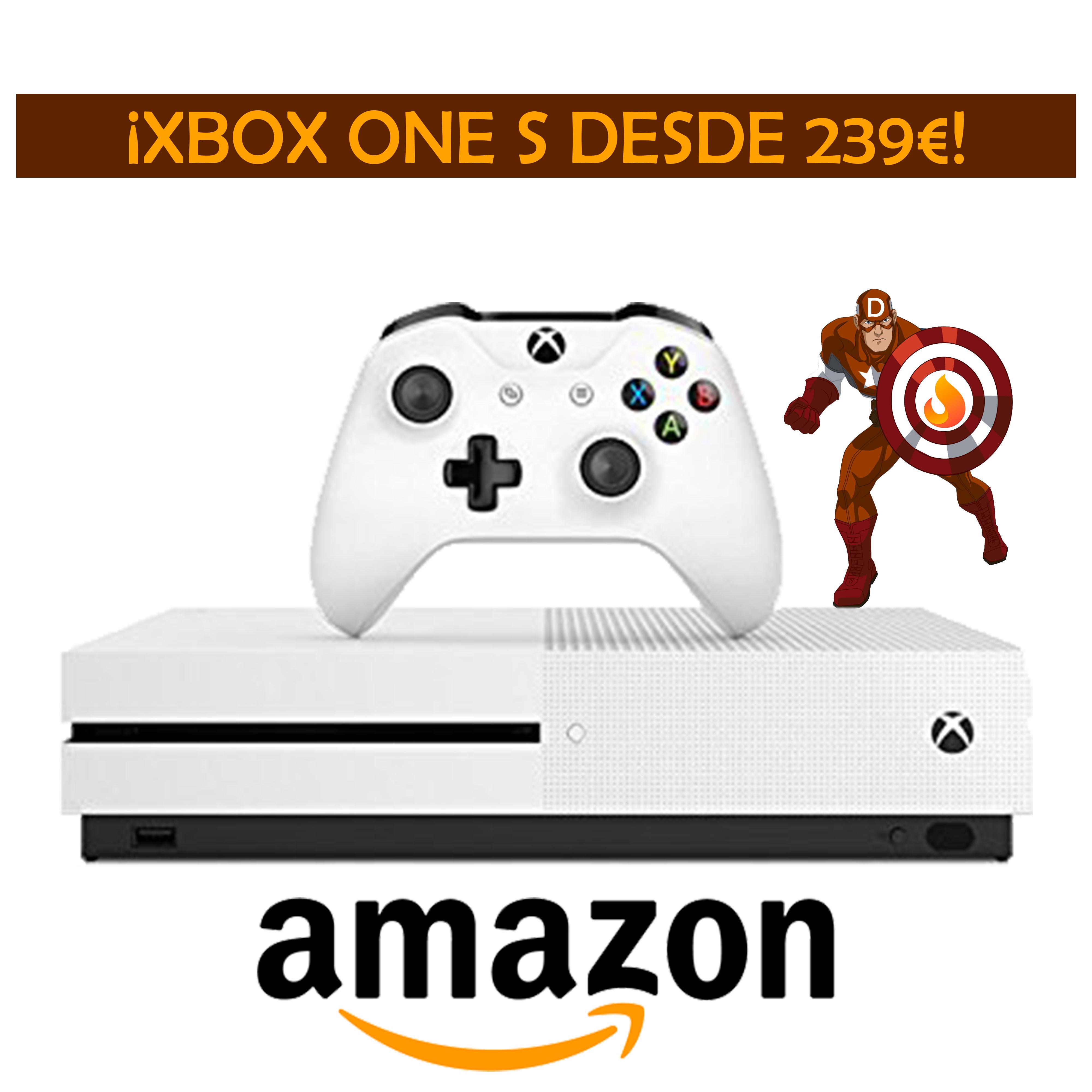 ¡RECOPILACIÓN de XBOX ONE a PRECIAZOS! (desde 239€)