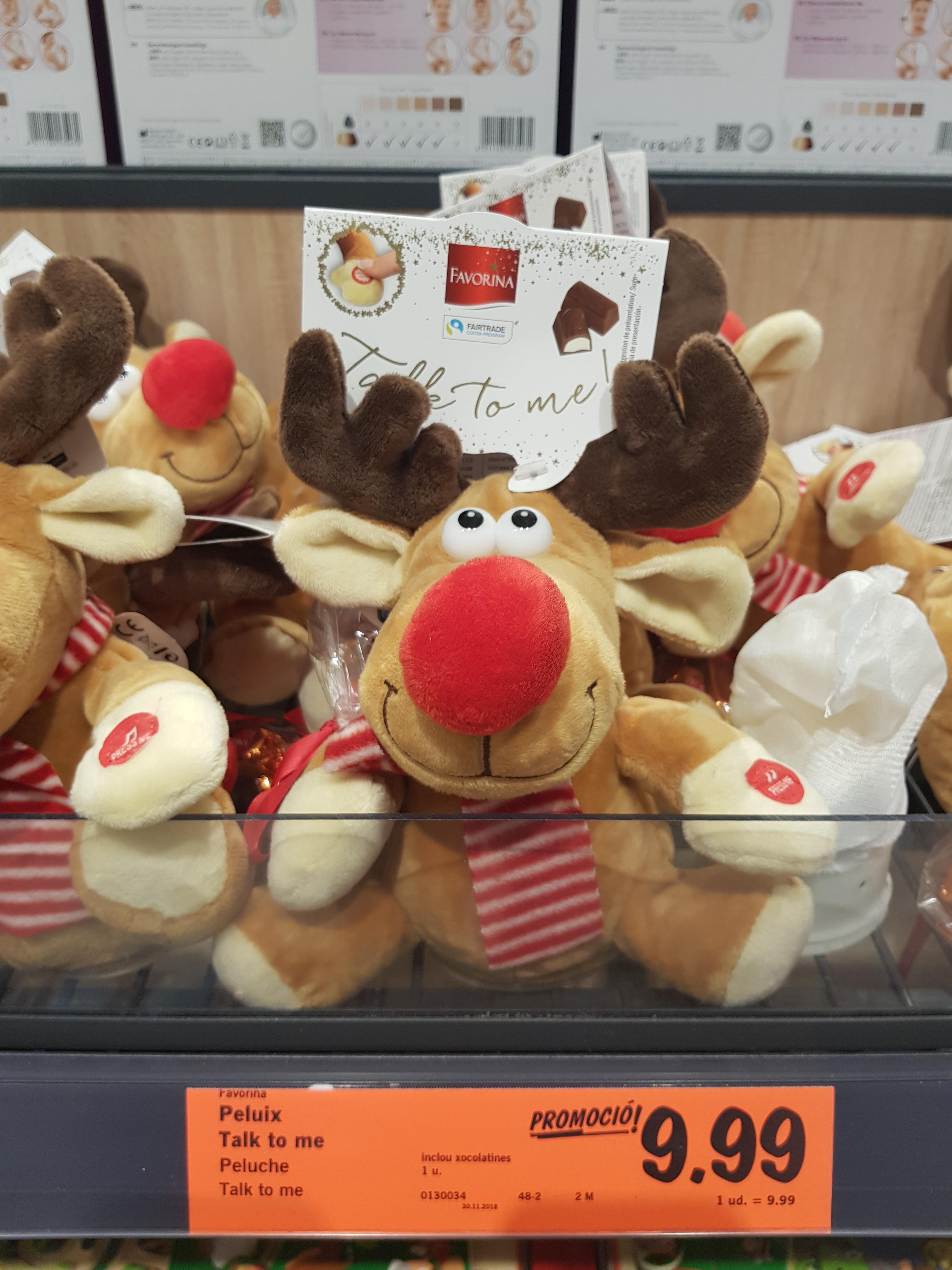 Oferta renos en Lidl!!!