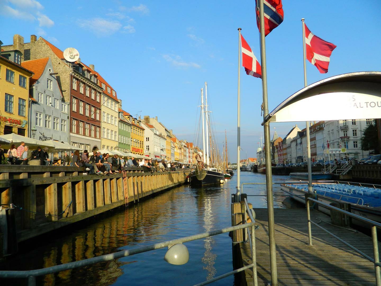 Vuelo ida y vuelta a Dinamarca desde Madrid una semana