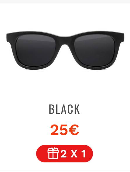 Gafas Siroko 2x1