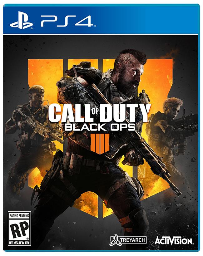PS4 Call of Duty: Black Ops 4 Mediamarkt