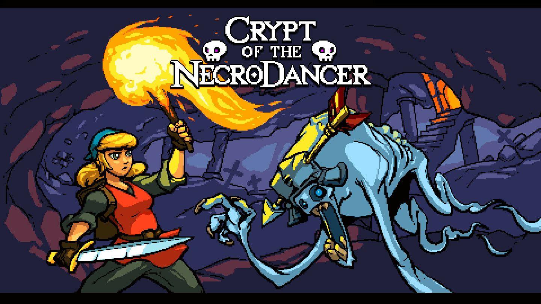 Crypt of the NecroDancer para Switch