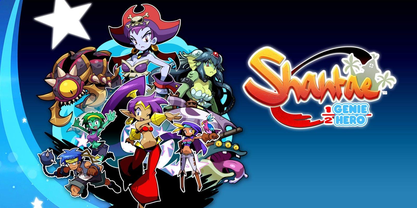 Shantae: Half-Genie Hero para Nintendo Switch por 8,49€