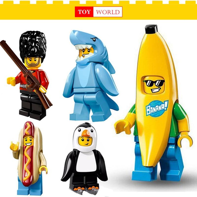 Imitaciones de legos desde 0.63€ (todos customizados)