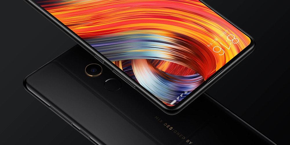 Xiaomi Mi Mix 2 (con cupón)