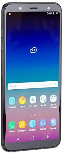 """Samsung Galaxy A6 Plus 6"""" Amazon Versión española  Android 8,0 (6"""" FHD+), Dual SIM"""