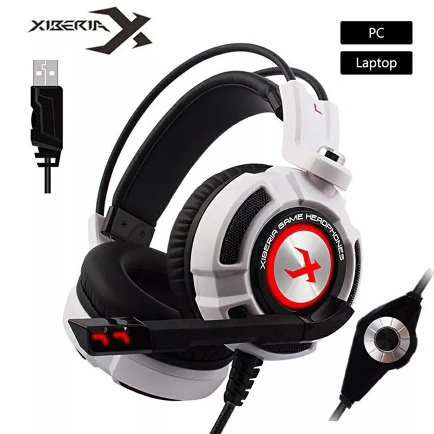 Precio mínimo! Cascos Gaming de sonido 7.1 Xiberia K3
