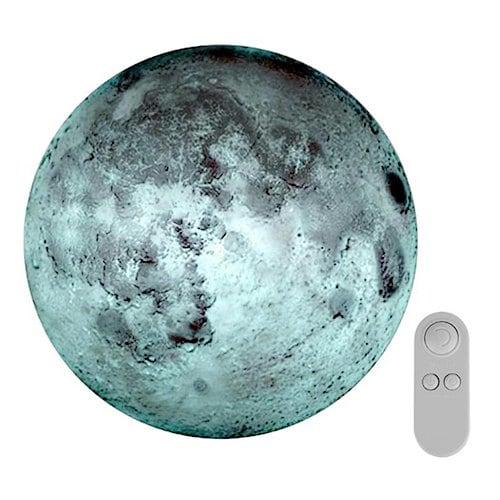 Lámpara de pared en forma de Luna por solo 11€