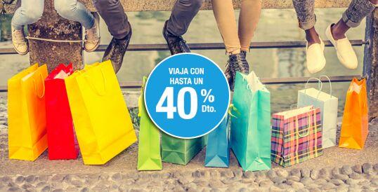 40% de descuento con Alsa