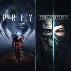 Prey + Dishonored 2 Bundle - Precio PSPLUS