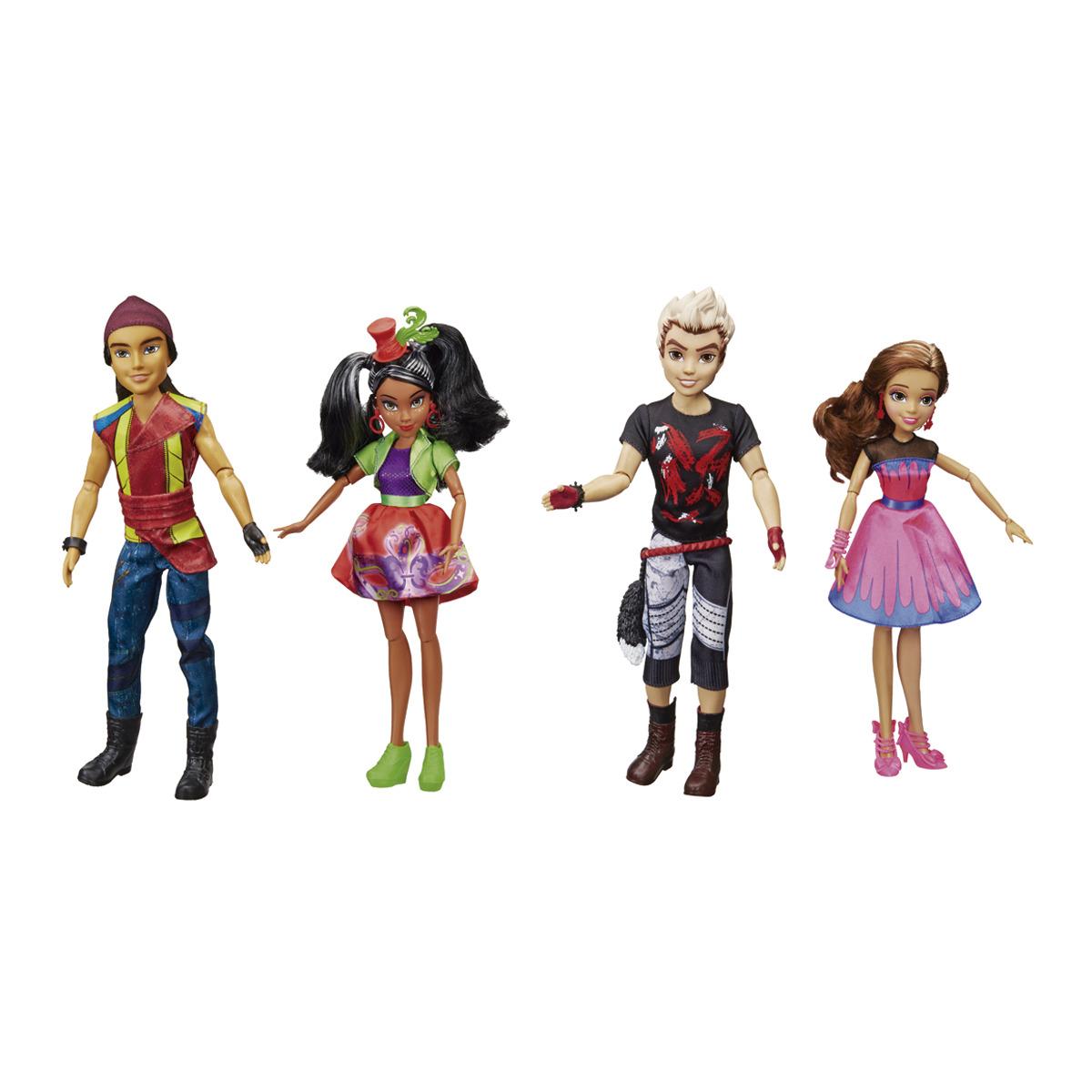 HASBRO Descendientes de los Villanos Disney Hasbro