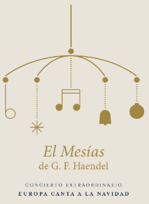 """OVIEDO: 1.000 entradas gratis para el concierto """"El Mesías"""" de Haendel"""