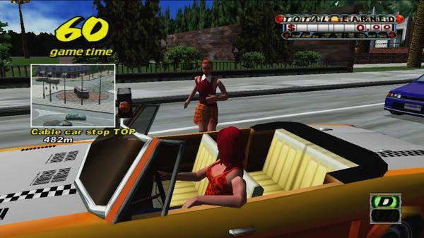Taxi driver steam